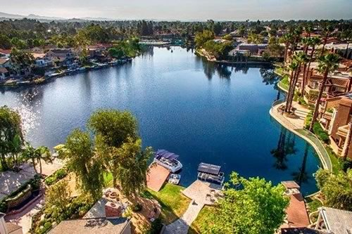 Lake Forest Orange County Real Estate
